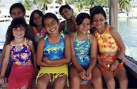 Belize girls